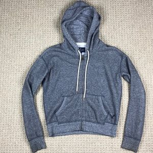 American Eagle hoodie zip up sweatshirt jacket M